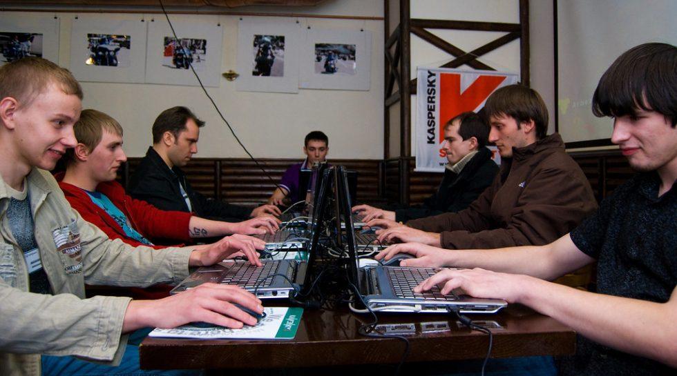 киберспорт в Украине