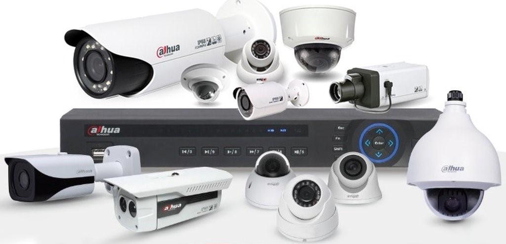 видеокамеры dahua