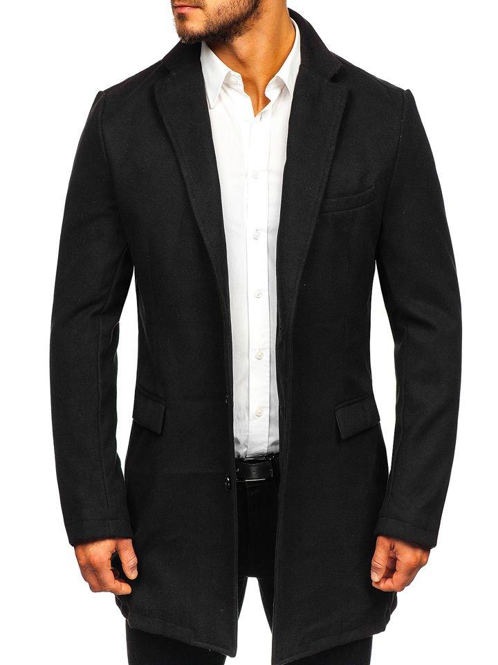 подобрать мужское пальто