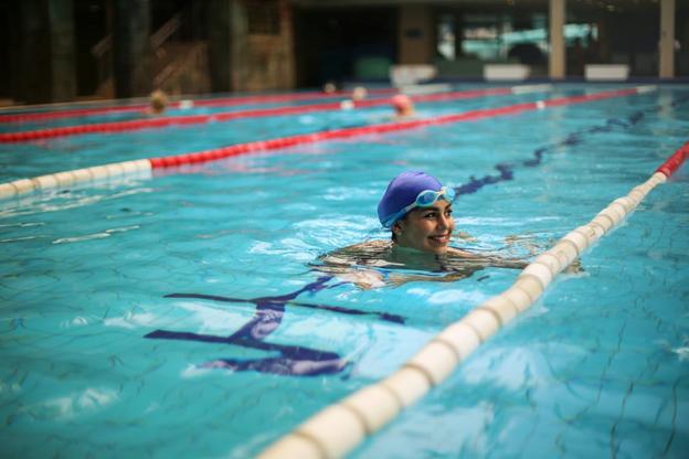 8 причин посетить бассейн