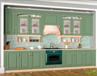 тренды кухонь 2021
