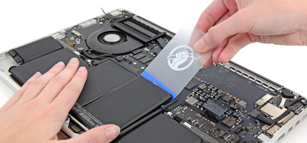 ремонт батареи для macbook