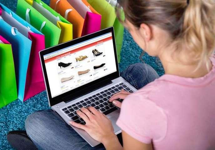 объем онлайн-рынка