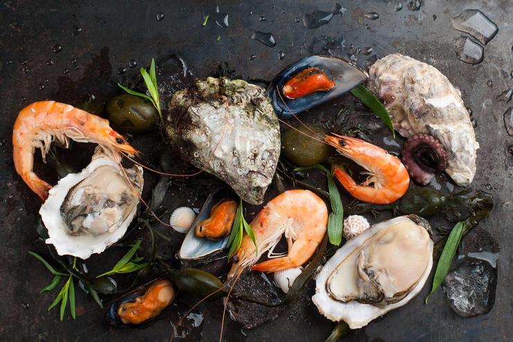 доставка морепродуктов киев