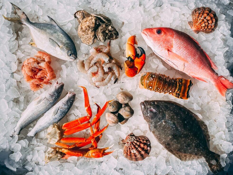 рыбный магазин Киев