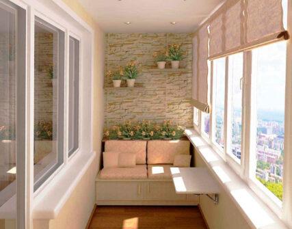 балкон під ключ київ