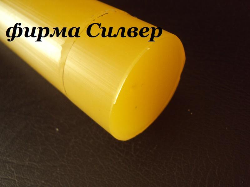 полиуретановый стержень кругляк